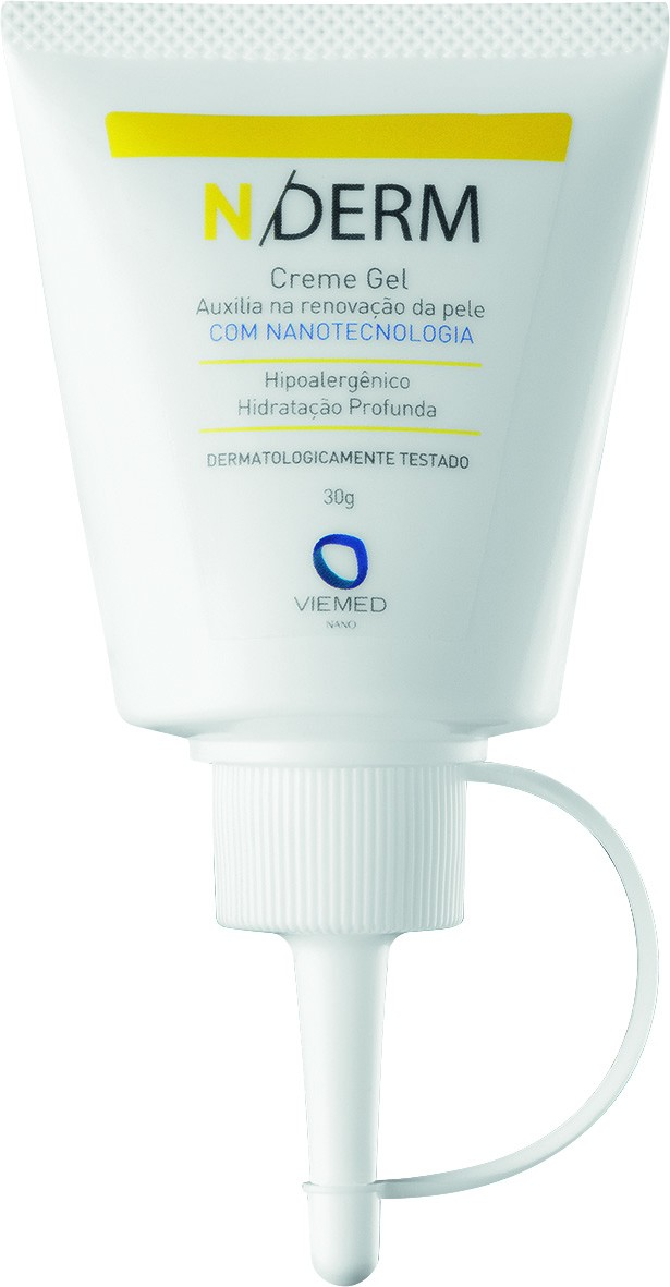 N/DERM Creme-gel hidratante com nanotecnologia Wise - 30g