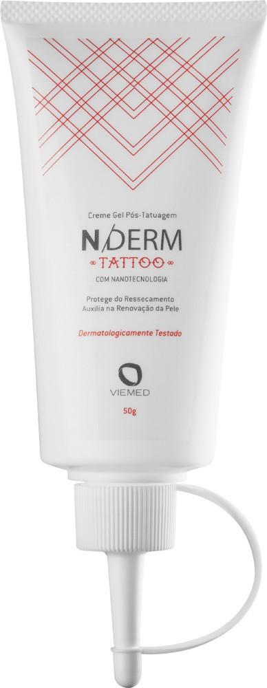 N/DERM TATTOO  Creme-gel para pele tatuada - 50g