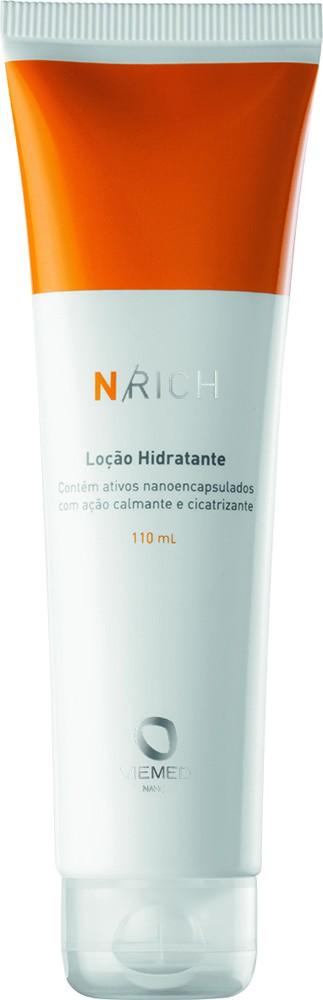 N/RICH Hidratante calmante para peles sensíveis - 110 ml